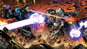 Darkseid meets his end - DC Comics