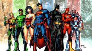 The Rebirth Roster - DC Comics