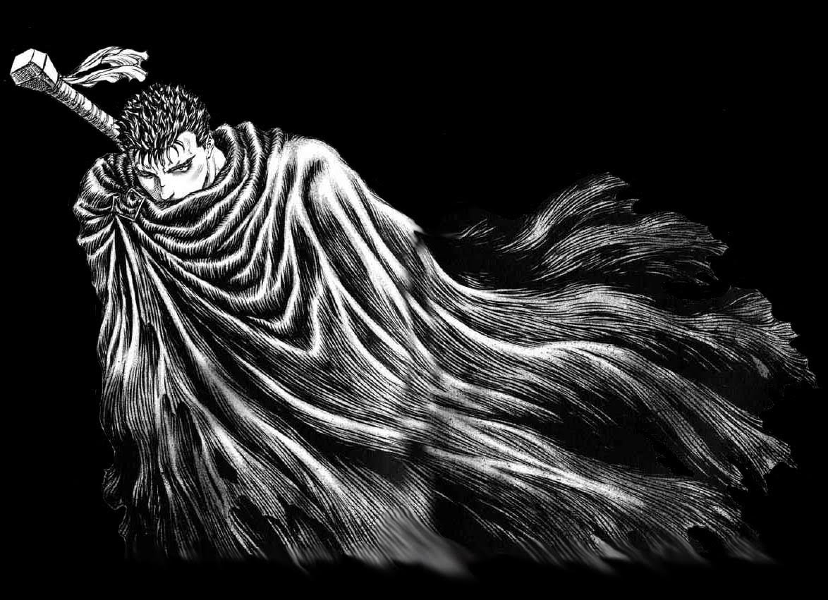 Guts: The Black Swordsman