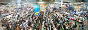 The Exhibit Hall at San Diego Comic-Con