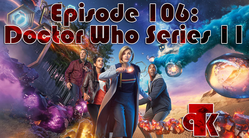 106: Dr. Who Series 11